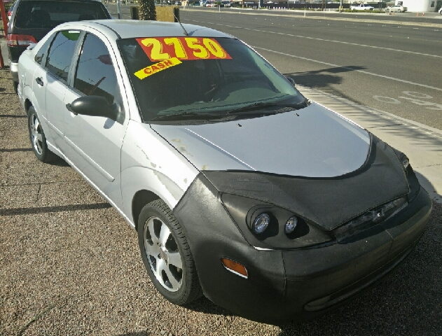 Used Cars in Las Vegas 2001 Ford Focus