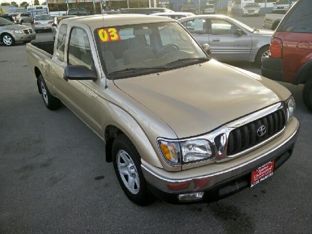 Used Cars in Las Vegas 2003 Toyota Tacoma