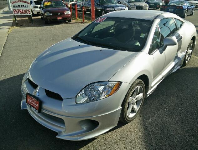 Used Cars in Las Vegas 2008 Mitsubishi Eclipse