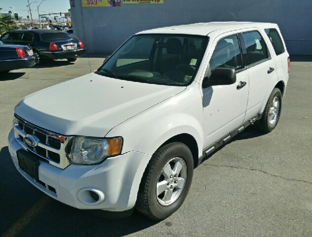 Used Cars in Las Vegas 2010 Ford Escape