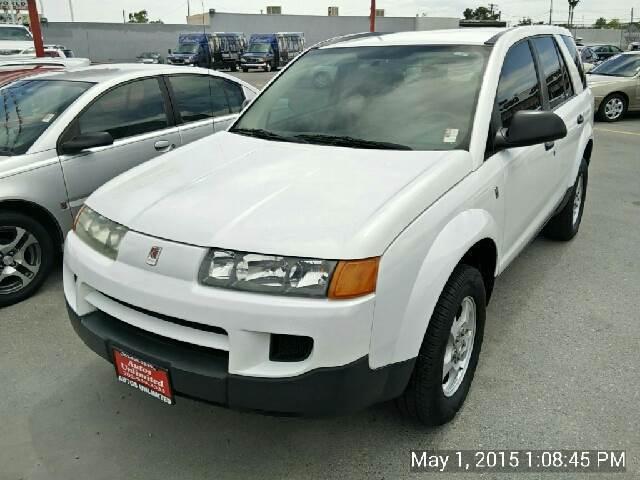 Used Cars in Las Vegas 2003 Saturn Vue