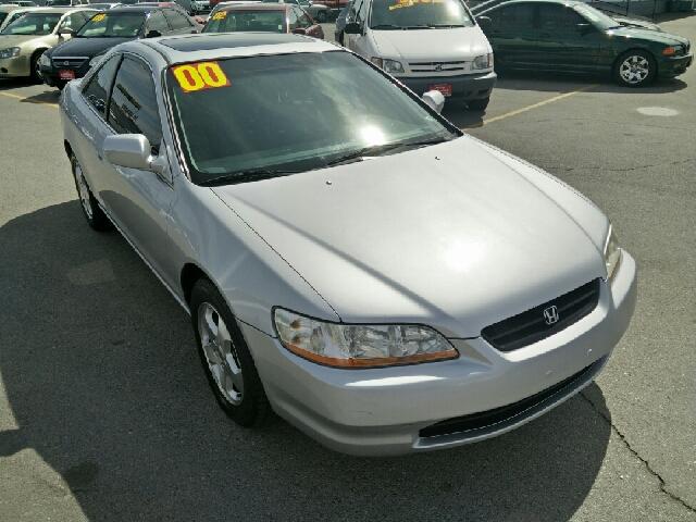 Used Cars in Las Vegas 2000 Honda Accord