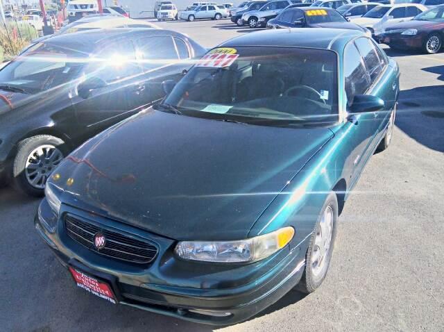 Used Cars in Las Vegas 2000 Buick Regal