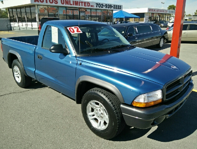 Used Cars in Las Vegas 2002 Dodge Dakota