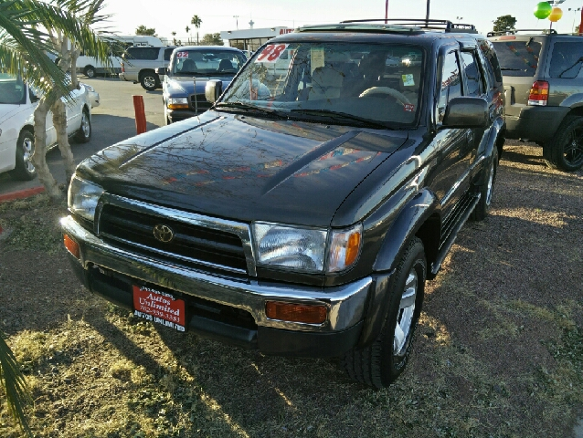 Used Cars in Las Vegas 1998 Toyota 4Runner