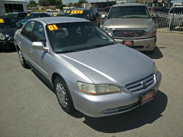 Used Cars in Las Vegas 2001 Honda Accord