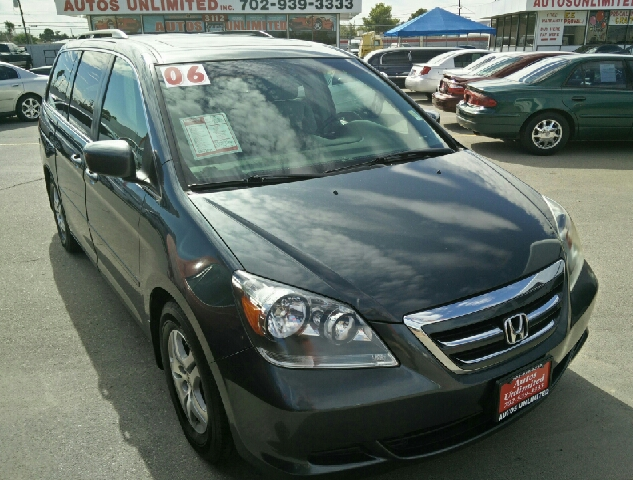 Used Cars in Las Vegas 2006 Honda Odyssey