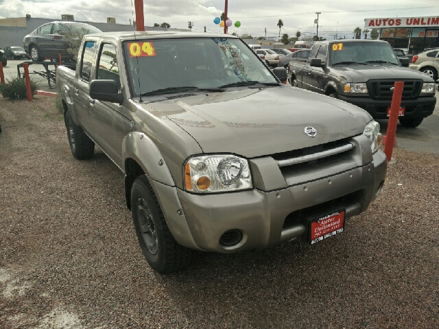 Used Cars in Las Vegas 2004 Nissan Frontier