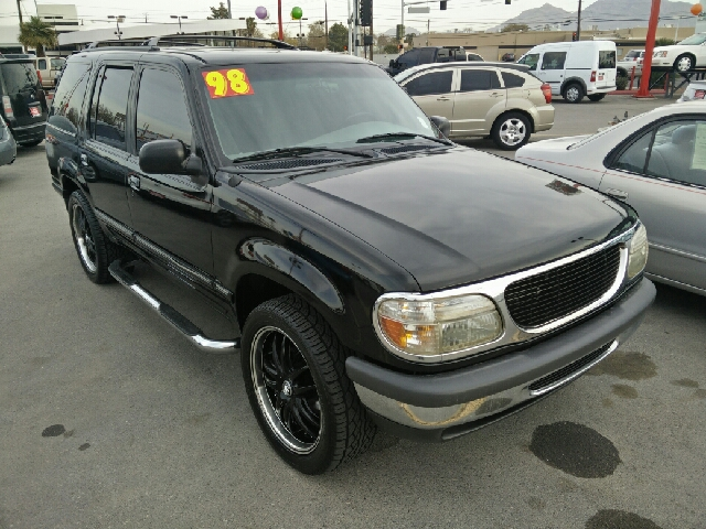 Used Cars in Las Vegas 1998 Ford Explorer