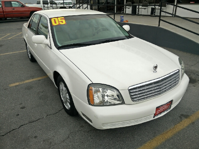 Used Cars in Las Vegas 2005 Cadillac DeVille