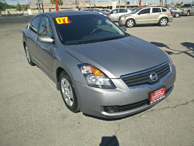 Used Cars in Las Vegas 2007 Nissan Altima
