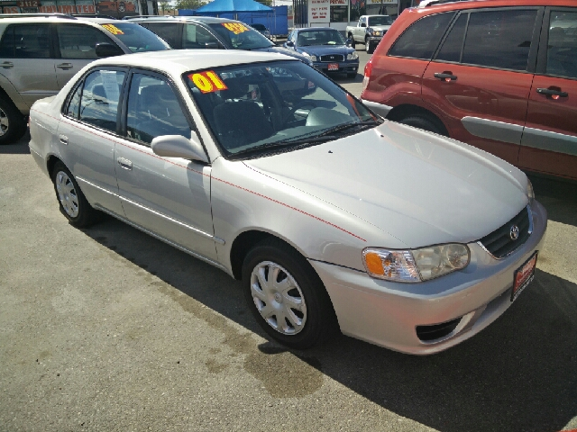 Used Cars in Las Vegas 2001 Toyota Corolla