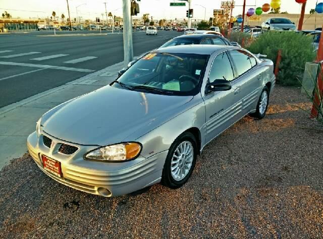 Used Cars in Las Vegas 1999 Pontiac Grand Am