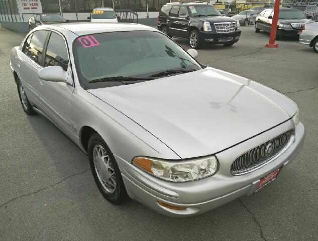Used Cars in Las Vegas 2001 Buick LeSabre