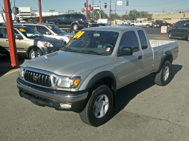 Used Cars in Las Vegas 2004 Toyota Tacoma