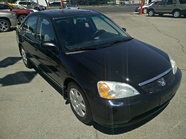 Used Cars in Las Vegas 2002 Honda Civic