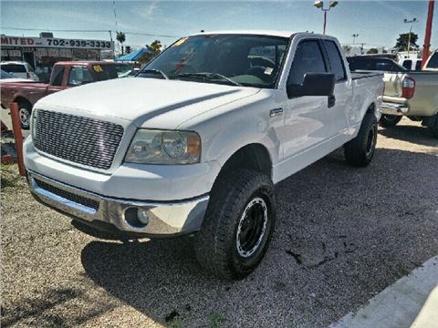 2006 Ford F 150 For Sale Las Vegas NV Carsforsale