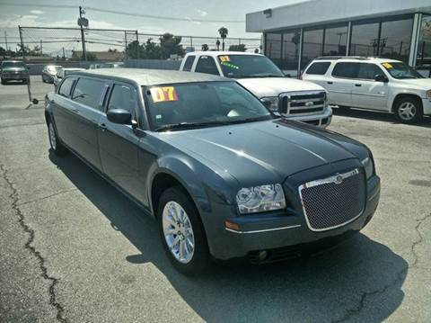 2007 Chrysler 300 for sale in Las Vegas, NV
