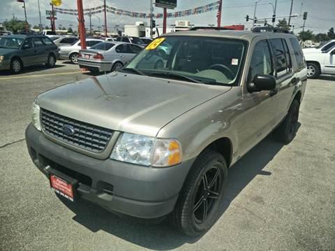 2003 Ford Explorer for sale in Las Vegas, NV