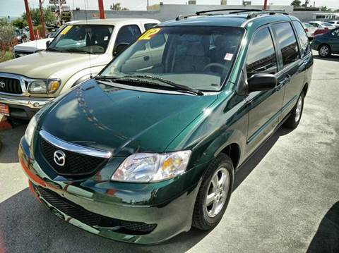 2002 Mazda MPV for sale in Las Vegas, NV