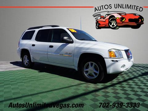 2006 GMC Envoy XL for sale in Las Vegas, NV