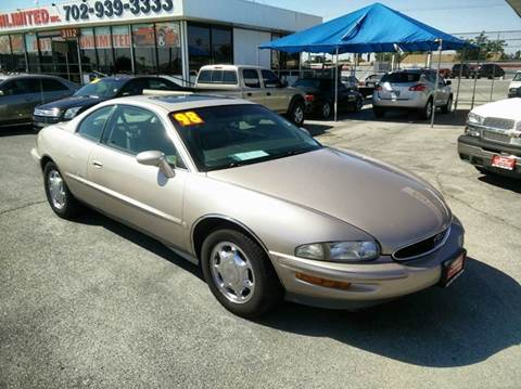 1998 Buick Riviera for sale in Las Vegas, NV