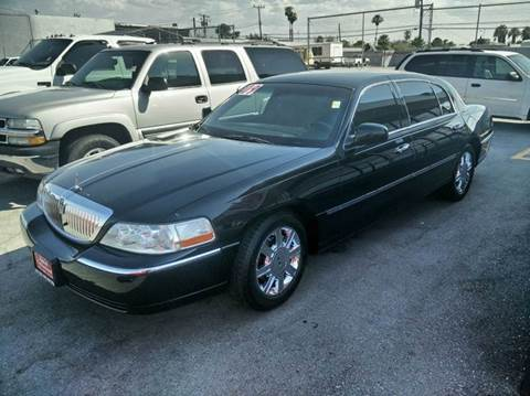 2009 Lincoln Town Car for sale in Las Vegas, NV