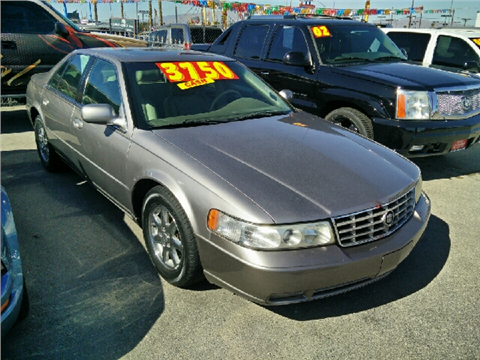 1998 Cadillac Seville for sale in Las Vegas, NV