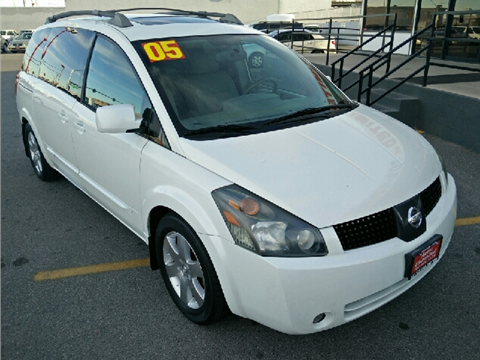 2005 Nissan Quest for sale in Las Vegas, NV