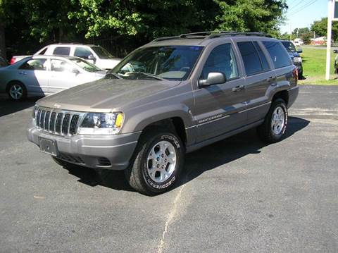 2001 Jeep Grand Cherokee for sale in Chesapeake, VA