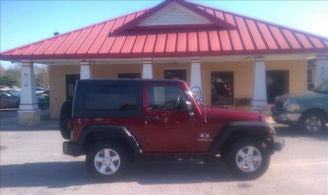 2007 Jeep Wrangler for sale in Sumter SC