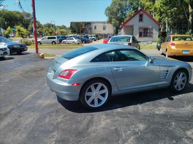 2008 chrysler crossfire for sale in minneapolis mn. Cars Review. Best American Auto & Cars Review