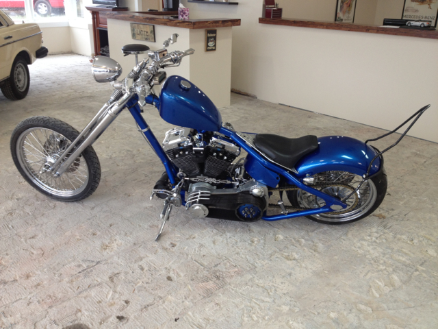 2012 Harley custom Chopper