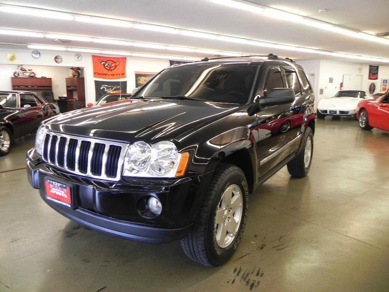 2007 Jeep Grand Cherokee 4x4 Limited 4dr Crossover - Mt. Zion IL