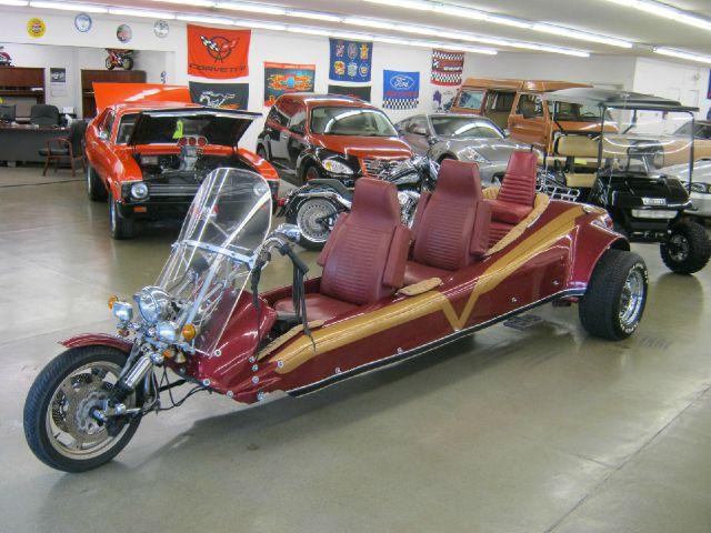 1978 Tennar Trike 1600 VW