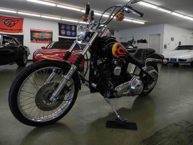 1988 Harley-Davidson Softtail FXSTC - Mt. Zion IL