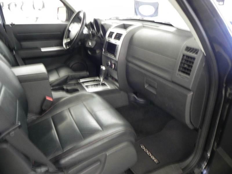 2011 Dodge Nitro 4x4 Shock 4dr SUV - Mt. Zion IL