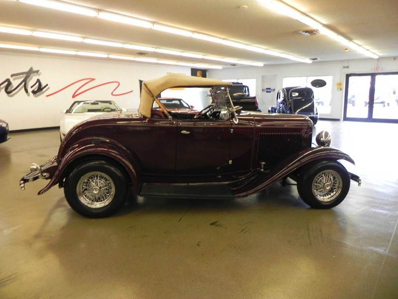 1932 Ford Cabriolet   - Mt. Zion IL