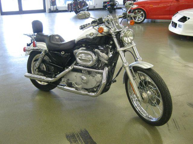 2003 Harley-Davidson 883 Custom Anniv