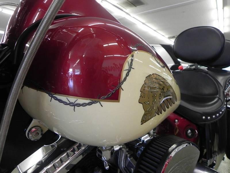 2003 Indian Chief Roadmaster - Mt. Zion IL