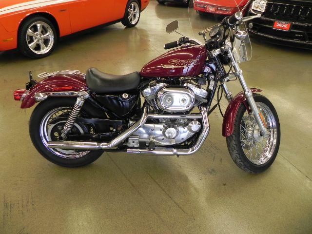 2001 Harley-Davidson 883 Sportser