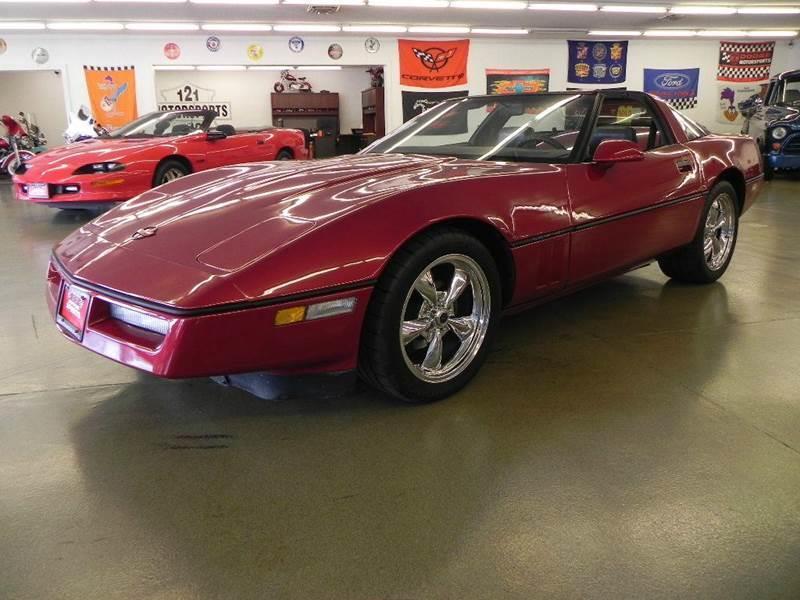 1986 Chevrolet Corvette 2dr Hatchback - Mt. Zion IL