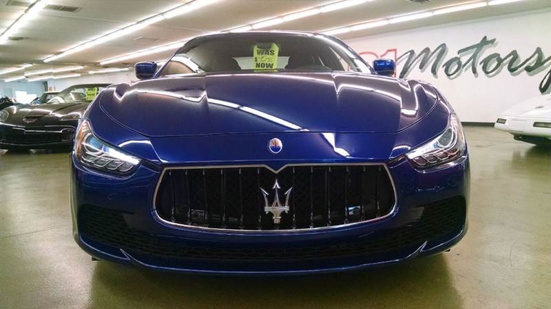 2014 Maserati Ghibli S Q4 AWD 4dr Sedan - Mt. Zion IL