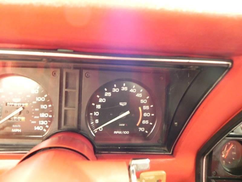 1979 Chevrolet Corvette Coupe - Mt. Zion IL