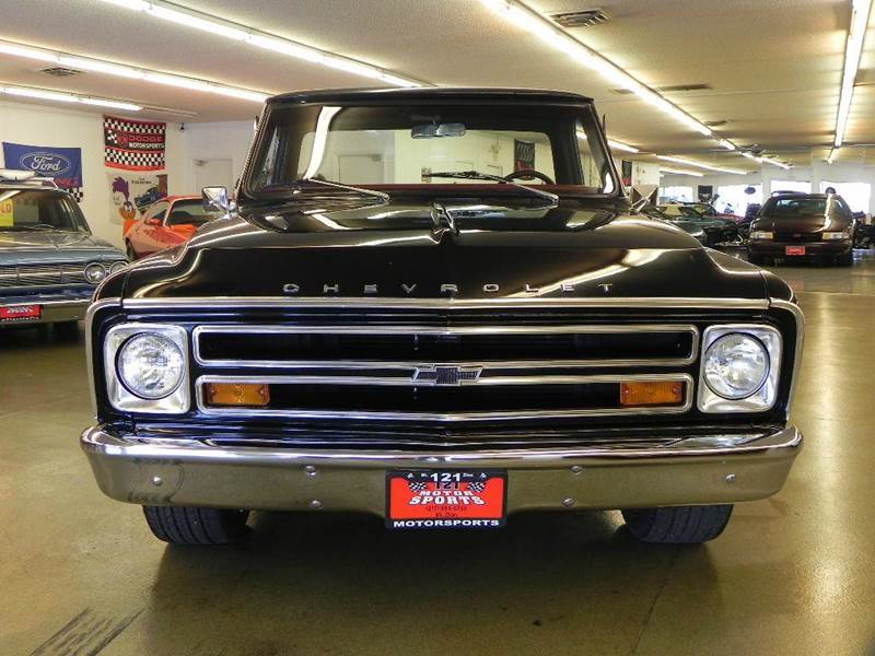 1968 Chevrolet C/K 10 Series C-10 - Mt. Zion IL