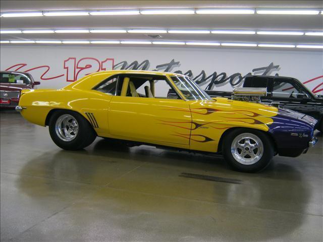1969 Chevrolet Camaro Supercharged Pro Street Z28 - Mt. Zion IL