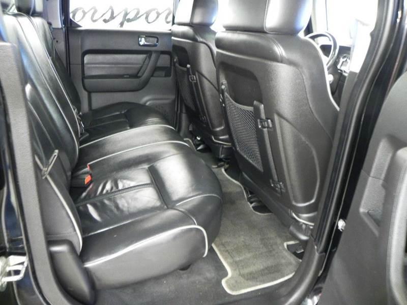 2009 HUMMER H3T Alpha 4x4 4dr Crew Cab Pickup w/Leather - Mt. Zion IL