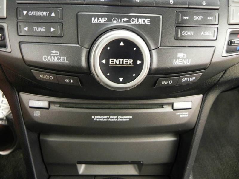2010 Honda Accord EX-L 2dr Coupe 5A w/Navi - Mt. Zion IL