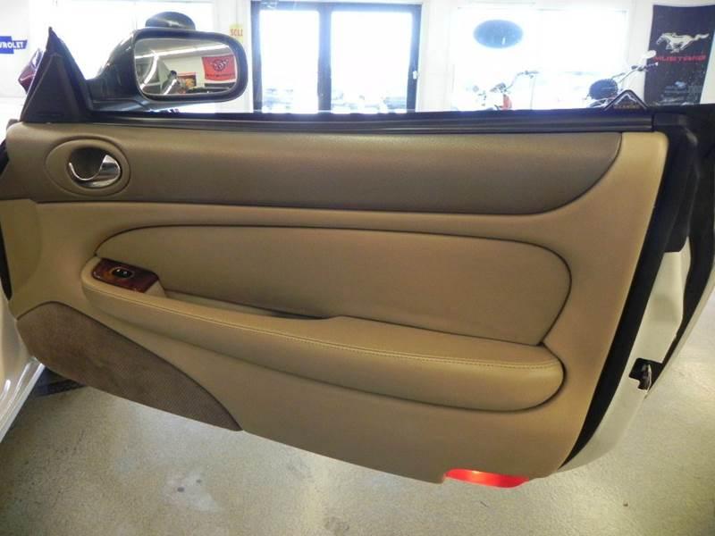 1998 Jaguar XK-Series XK8 2dr Convertible - Mt. Zion IL