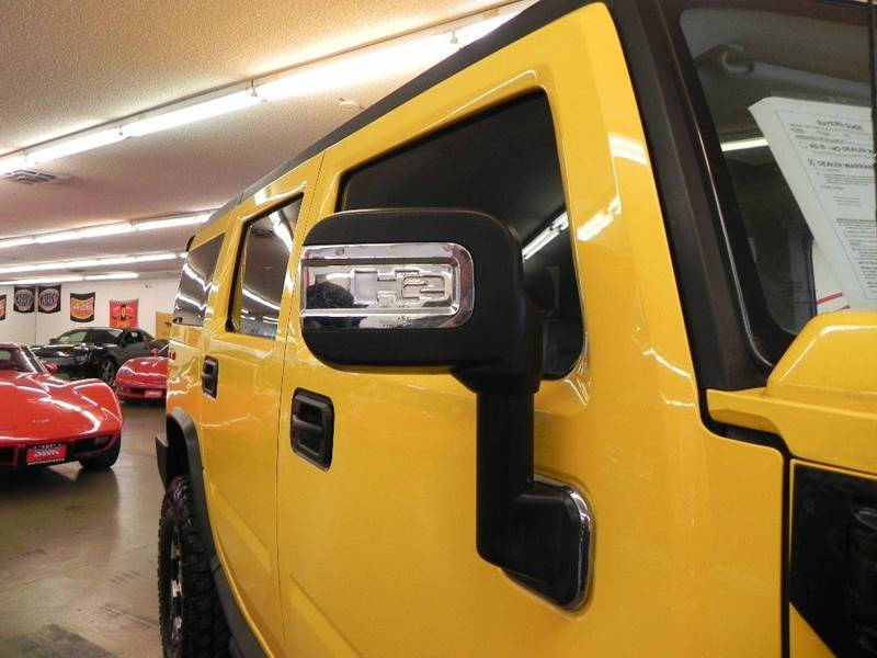 2004 HUMMER H2 Luxury Series 4WD 4dr SUV - Mt. Zion IL
